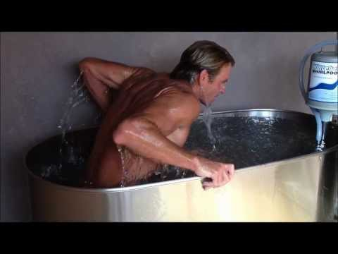 Laird Hamilton extreme thermal cycling