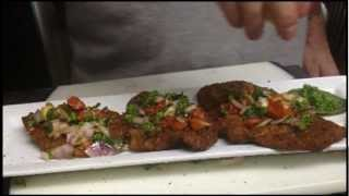 Cooking With James Dean: Veal Bruschetta