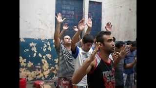Libertação demônios saindo de presos  Pastor VANDERSON TROVÃO
