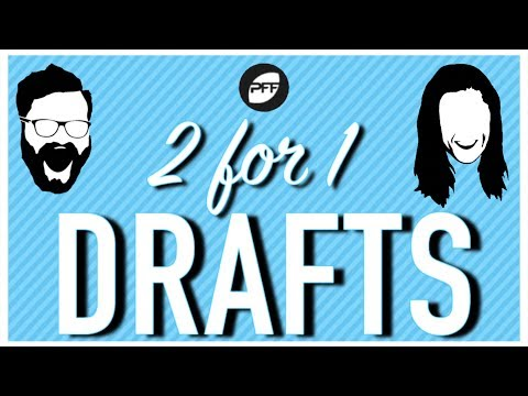 2 for 1 Drafts Podcast: Reviewing NFL week 2 & College Football week 3