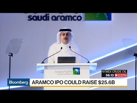 Saudi Aramco Weighs