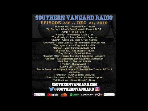 Episode 236 - Southern Vangard Radio