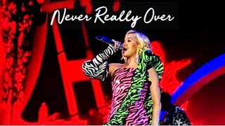 Katy Perry Never Really Over Live in Post Prime Day Concert By Amazon 2019.mp3