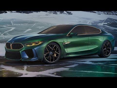 2019 BMW M8 Gran Coupe Concept - Better Than A6 ? - Dauer: 8 Minuten, 12 Sekunden