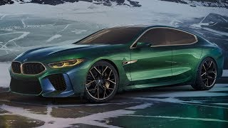 2019 BMW M8 Gran Coupe Concept - Better Than A6 ?