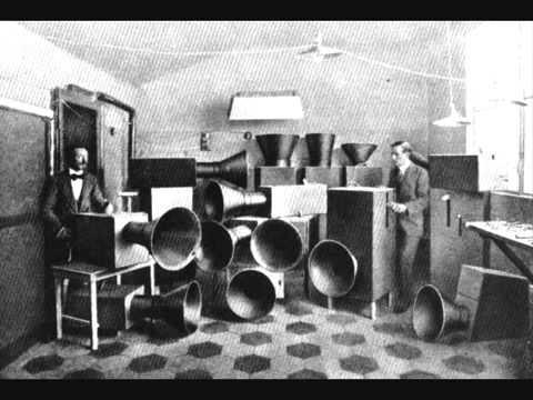 Luigi Russolo   Veglio Di Una Città from Die Kunst der Geräusche   YouTube2