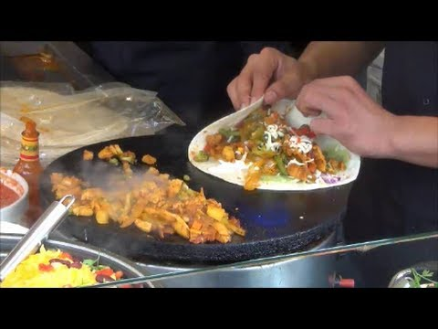 Mexican Street Food In London