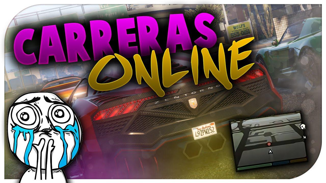 GTAV Online | Mancos y Porras |