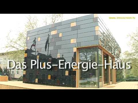tu darmstadt abb plus energie haus youtube. Black Bedroom Furniture Sets. Home Design Ideas