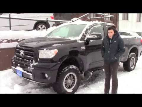 2011 Toyota Tundra Rock Warrior for Chris from Kelsey