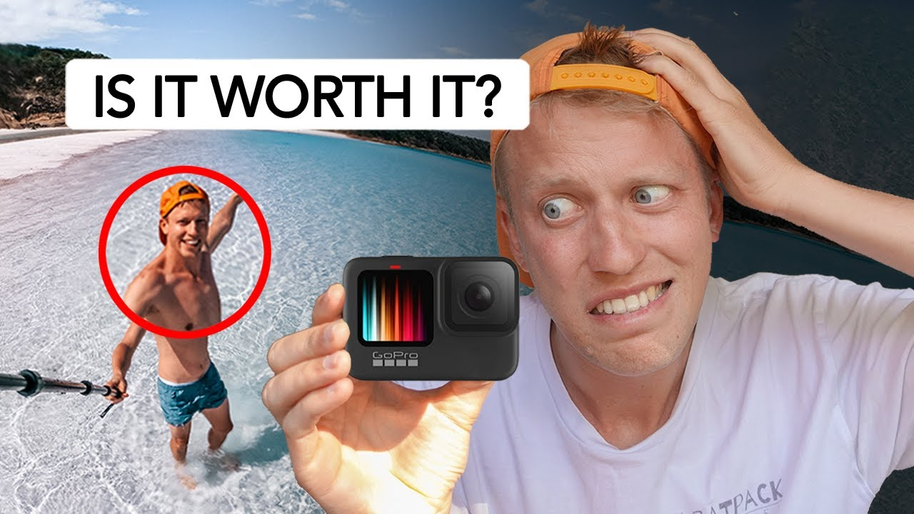 My HONEST opinion on the GoPro Hero 9!