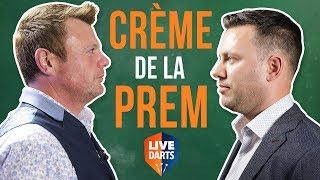 Unibet premier league darts finals night - creme de la prem with chris mason and paul nicholson