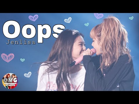 Jenlisa || Seoul Concert Moments || BLACKPINK