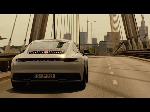 Porsche 911 Carrera Coupe and Cabriolet shown off on video