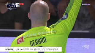 Montpellier dans le peloton de tête | J01 Lidl Starligue 18-19