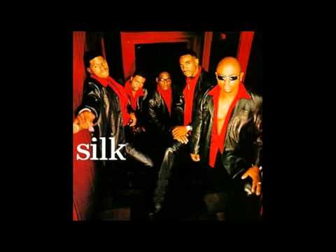 Silk back in my arms