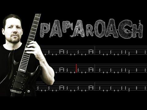 Last Resort PAPA ROACH : Guitar Tab + Lesson QUICK LEARN