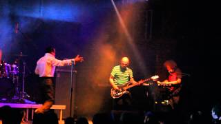 The Damned - Street Of Dreams ( 17.08. 2013 Bratislava )