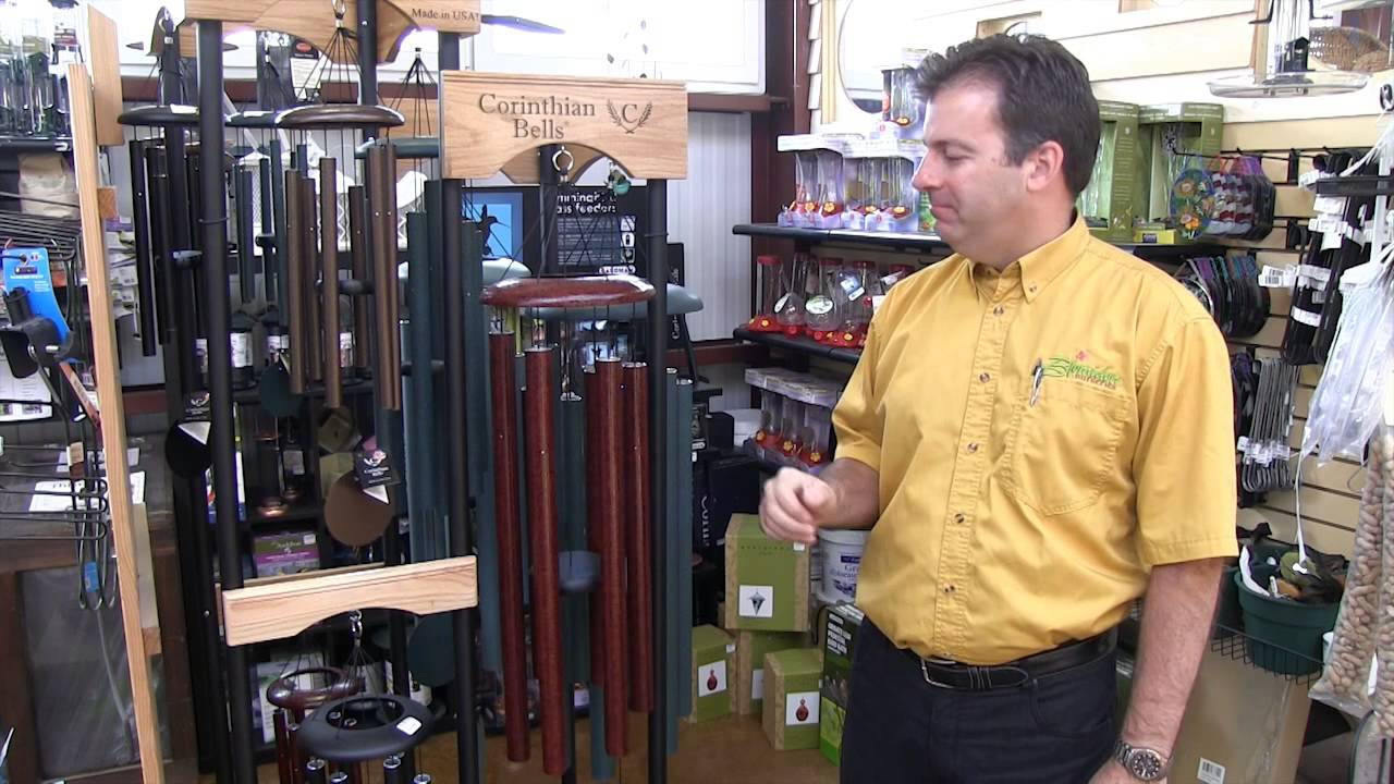 Wind Chimes from Corinthian Bells YouTube