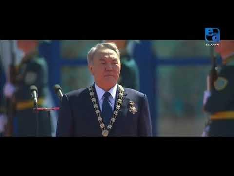 Уход на профилактику канала El Arna (Казахстан). 31.7.2019