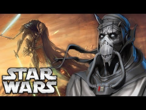 Grievous Joins The Empire: Star Wars Rethink