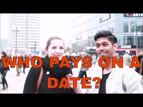 Who pays on a date ?(PART 4) | Street interview Berlin,Germany