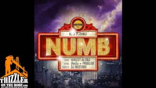 August Alsina ft. iamsu! & Problem -  Numb (prod. DJ Mustard) [Thizzler.com]