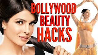 BOLLYWOOD BEAUTY HACKS EVERY Girl NEEDS To Know !!!