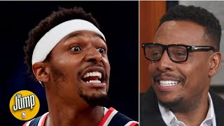 Paul Pierce reacts to Bradley Beal's comments on The Woj Pod   The Jump