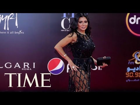 An Egyptian Actress Will Face Obscenity Charges For Wearing This Dress | TIME