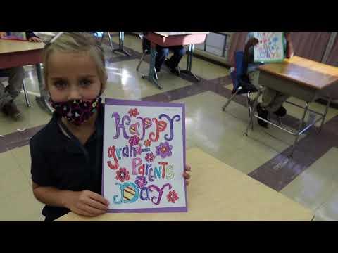 Sandusky Central Catholic School Grandparents Day