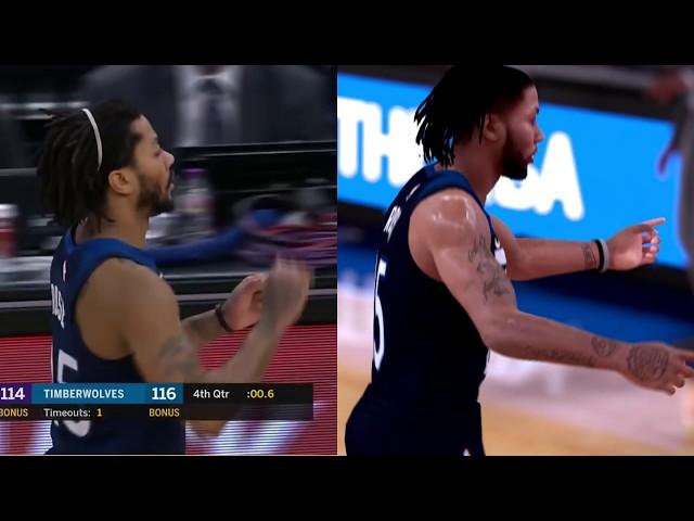 NBA 2K19 vs IRL Derrick Rose Game Winner