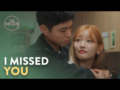 Park So-dam comes home to Park Bo-gum's backhugs | Record of Youth Ep 11 [ENG SUB]