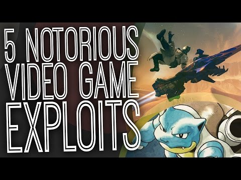 The 5 Most Notorious Video Game Exploits Of All Time - The Gist
