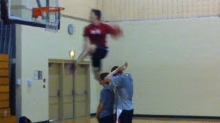 6'1 DunkAddict Jordan Kilganon : Dubble Up over 2 - short mix