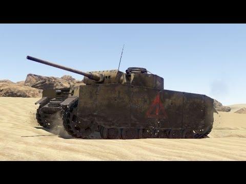 Insane flanking! {War Thunder}
