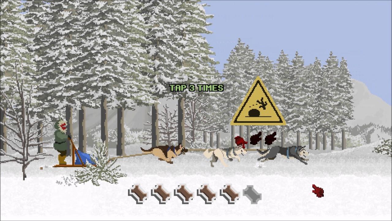 dog sled saga - 1280×720