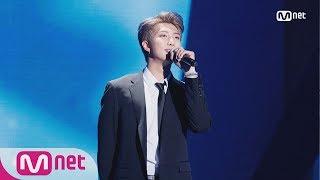 RM(Of BTS) Speech Perf.│2018 MAMA in HONG KONG 181214