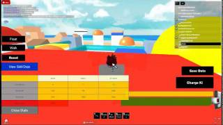Roblox [Dragon Ball Z Online Gameplay #2]