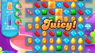 Candy Crush Soda Saga Level 1249 - NO BOOSTERS