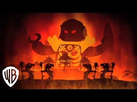 Curse Of The Golden Master - LEGO Ninjago Rebooted: Battle For New Ninja City Season 3 Part 1