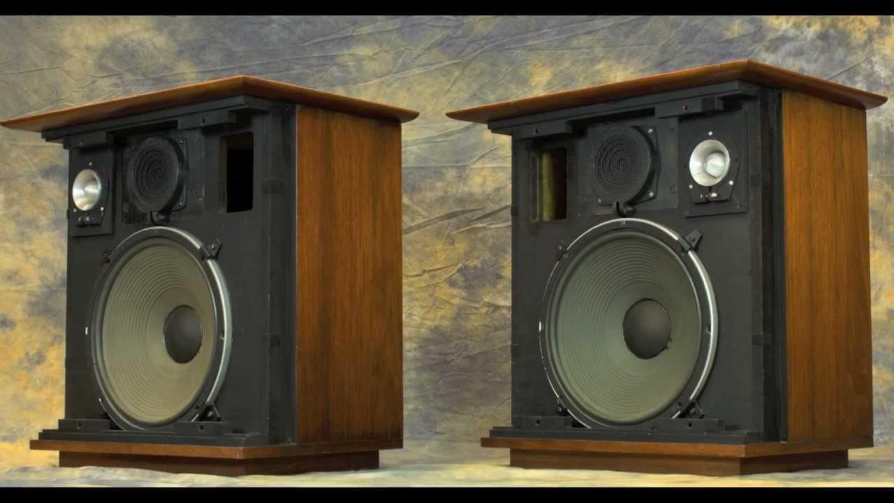 Jbl Apollo Vintage Loudspeakers Youtube