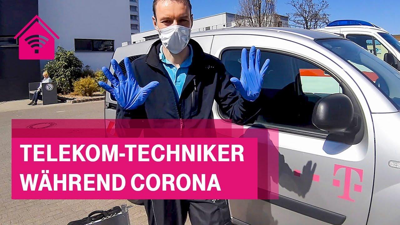 Servicetechniker Telekom