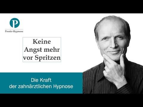 Keine Angst mehr vor Spritzen - Preetz Hypnose