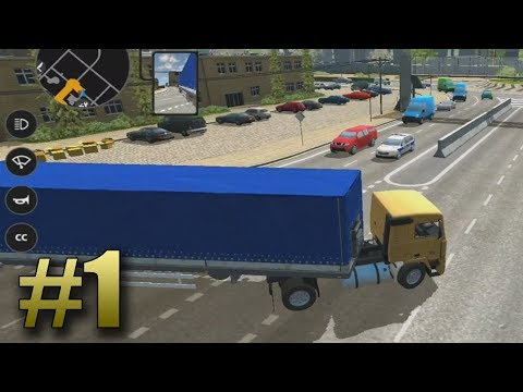 #1 Truck Simulator PRO Europe iOS/Android HD