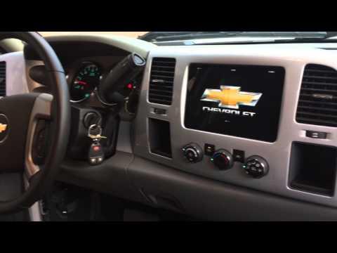 2012 Chevrolet Silverado IPad Mini Install - FCMC Fabrications!