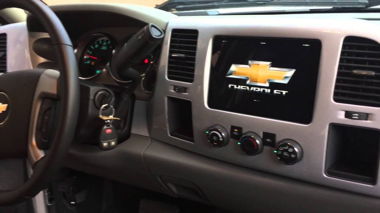 2012 Chevrolet Silverado iPad Mini Install - FCMC ...