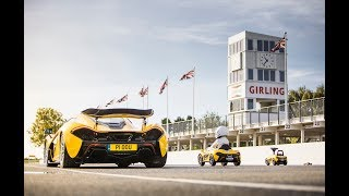 The new McLaren P1 Embracing alternative fuels The fifth anniversary celebrations of the McLaren P1 continue with the announcement of an alternativefuelled version powered by  biscuits Check out our ...
