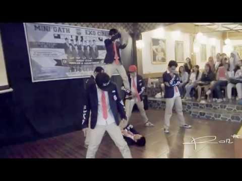 [ANONYMOUS] EXO - Overdose Dance Cover at Mini Gath EXO Cirebon 140427