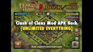 Gambar cover how to download coc mod apk ---unlimited gems